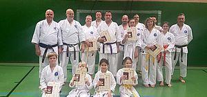 Trainer, Mitglieder und Prüflinge